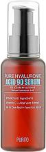 Parfumuri și produse cosmetice Ser cu 90% acid hialuronic pentru hidratare intensă - Purito Pure Hyaluronic Acid 90 Serum