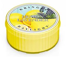 Parfumuri și produse cosmetice Lumânare de ceai - Kringle Candle Daylight Lemon Lavender