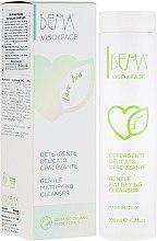 Parfumuri și produse cosmetice Emulsie pentru față - Bema Cosmetici Bema Love Bio Gentle Mattifying Cleanser