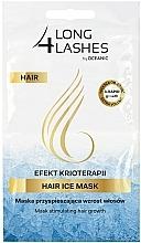 Parfumuri și produse cosmetice Mască de păr - AA Long4Lashes Krioterapia Hair Ice Mask (mostră)