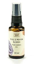 Parfumuri și produse cosmetice Ulei de semințe de prune - Nature Queen Plum Kernel Oil