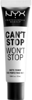 Bază pentru machiaj cu efect matifiant - NYX Professional Makeup Cant Stop