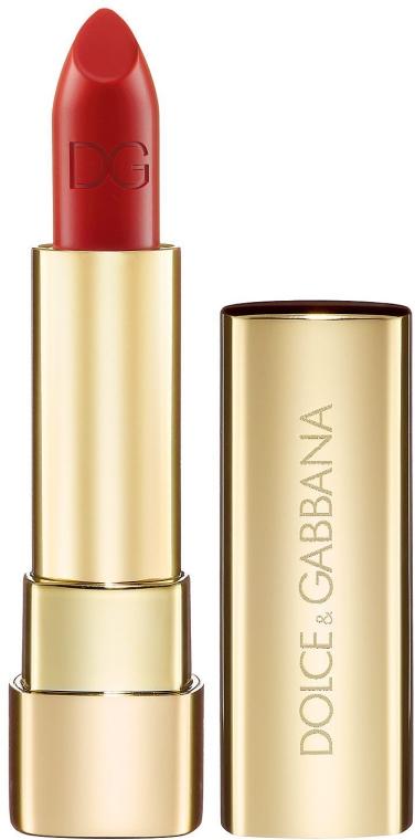 Ruj de buze - Dolce & Gabbana Classic Cream Lipstick — Imagine N1