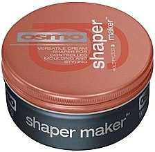 Parfumuri și produse cosmetice Universal shaping cream-gel - Osmo Shaper Maker Hold Factor 3