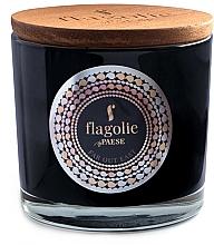 """Parfumuri și produse cosmetice Lumânare aromatică în pahar """"Orientul îndepărtat"""" - Flagolie Fragranced Candle Far Out East"""