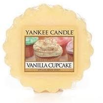 Ceară aromată - Yankee Candle Vanilla Cupcake Wax Melts — Imagine N1