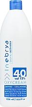 """Parfumuri și produse cosmetice Oxi-cremă """"Sapphire-colagen"""" 40, 12% - Inebrya Bionic Activator Oxycream 40 Vol 12%"""