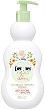 Parfumuri și produse cosmetice Șampon-gel de duș - Denenes Naturals Gel & Shampoo