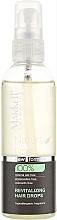 Parfumuri și produse cosmetice Picături pentru regenerarea părului - Markell Cosmetics Natural Line