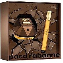 Parfumuri și produse cosmetice Paco Rabanne Lady Million Prive - Set (edp/50ml + mini/10ml)
