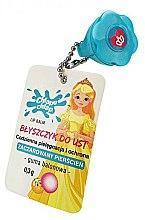 """Parfumuri și produse cosmetice Balsam de buze """"Princess"""", cu aromă de bubble gum - Chlapu Chlap Lip Balm"""