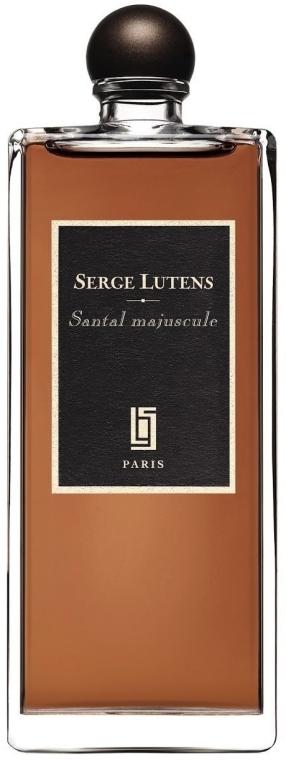 Serge Lutens Santal Majuscule - Apă de parfum — Imagine N2