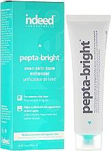 Parfumuri și produse cosmetice Cremă-Ser pentru față - Indeed Laboratories Pepta-Bright Even Skin Tone Enhancer
