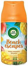 Parfumuri și produse cosmetice Odorizant de aer - Air Wick Freshmatic Automatic Maui Mango Splash Freshener Refill