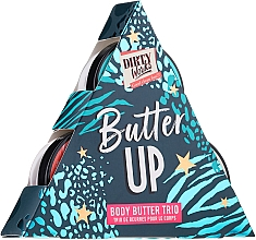 Parfumuri și produse cosmetice Set - Dirty Works Butter Up (b/butter/3x50ml)