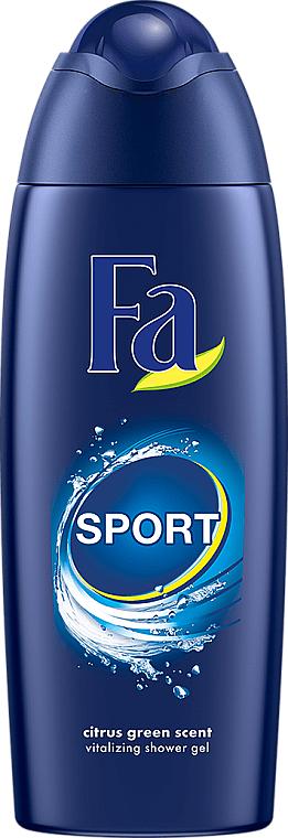 Set - Fa Men Sport (sh/gel/250ml + deo/150ml+water/100ml) — Imagine N4