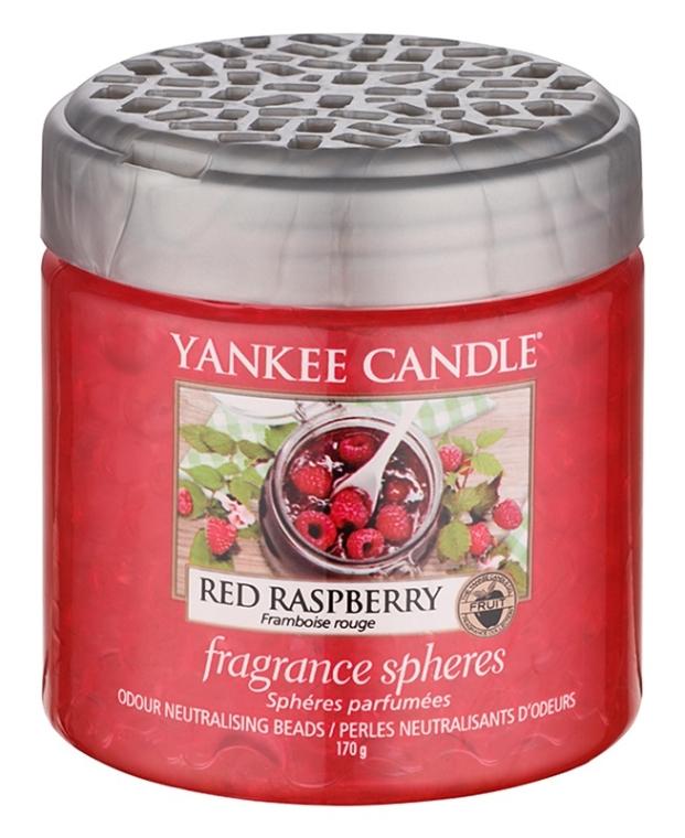 Sfera aromată - Yankee Candle Red Raspberry — Imagine N1