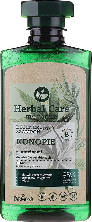 Set - Farmona Herbal Care (h/shm/330ml + h/ser/100ml) — Imagine N4