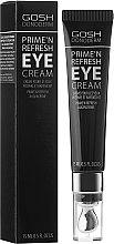 Parfumuri și produse cosmetice Cremă pentru zona ochilor - Gosh Donoderm Eye Cream