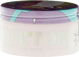 Parfumuri și produse cosmetice Scrub pentru corp - Oh!Tomi Dreams Body Scrub Sunshine