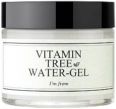 Parfumuri și produse cosmetice Gel de față cu vitamine - I'm From Vitamin Tree Water-Gel