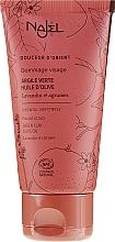Parfumuri și produse cosmetice Scrub pentru față - Najel Face Scrub Oriental Sweetness