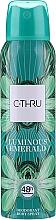 C-Thru Luminous Emerald - Set (edt/30 ml + deo/150ml) — Imagine N4