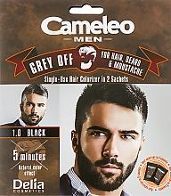 Parfumuri și produse cosmetice Vopsea de păr - Delia Cameleo Men