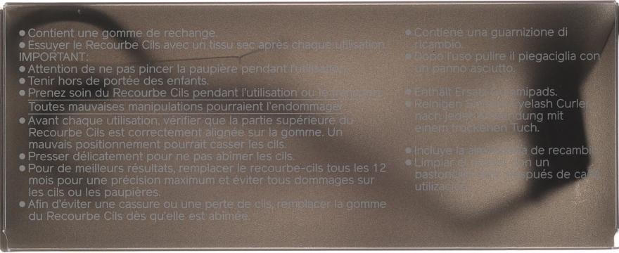 Clește pentru curbarea genelor - Shiseido Eyelash Curler  — Imagine N3