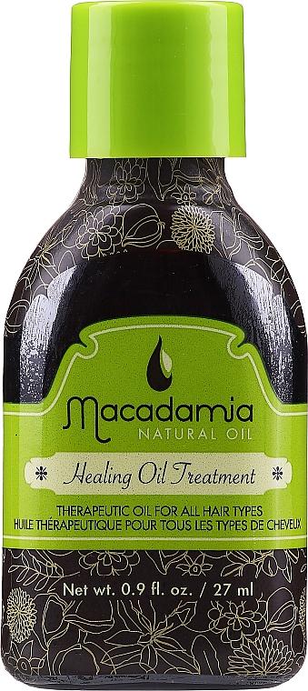 Tratament regenerant cu ulei de Macadamia - Macadamia Natural Oil Healing Oil Treatment