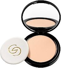 Parfumuri și produse cosmetice Pudră de față, presată - Oriflame Giordani Gold Powder