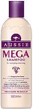 Parfumuri și produse cosmetice Șampon pentru utilizare zilnică - Aussie Mega Shampoo