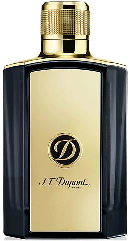 Dupont Be Exceptional Gold - Apă de parfum (Tester cu capac) — Imagine N1