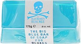Parfumuri și produse cosmetice Săpun pentru față și corp - The Bluebeards Revenge Big Blue Bar Of Soap For Blokes
