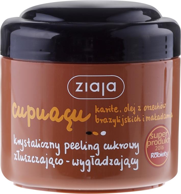 Scrub cu zahar pentru corp - Ziaja Sugar Body Scrub