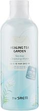 Parfumuri și produse cosmetice Apă de curățare cu arbore de ceai - The Saem Healing Tea Garden Tea Tree Cleansing Water