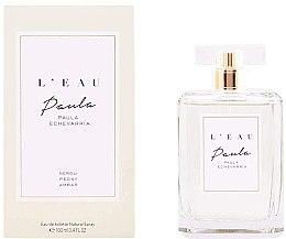 Parfumuri și produse cosmetice Paula Echevarria Paula L'Eau - Apă de toaletă