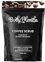 "Parfumuri și produse cosmetice Scrub pentru corp ""Cafea"" - Body Blendz Coffee Scrub"