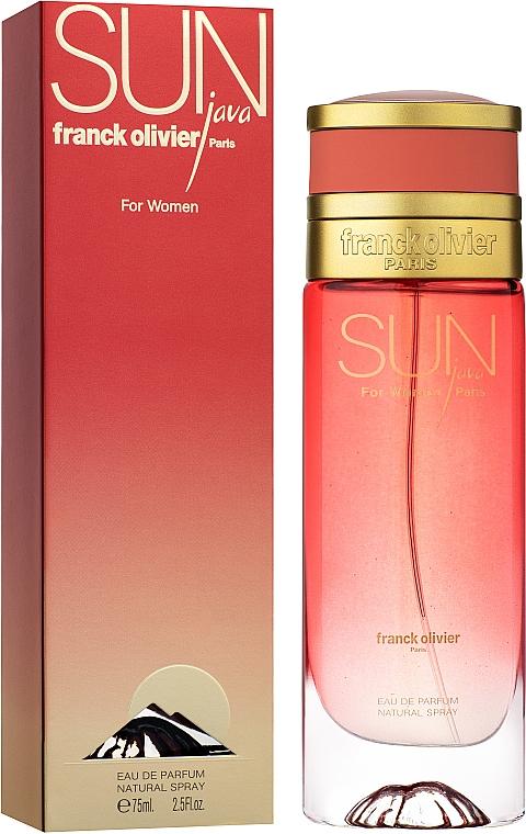 Franck Olivier Sun Java for Women - Apă de parfum — Imagine N2