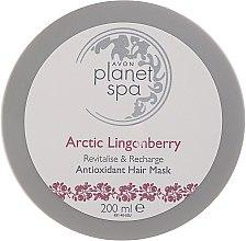 Parfumuri și produse cosmetice Mască de păr - Avon Planet Spa Arctic Lingonberry Hair Mask
