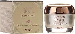 Parfumuri și produse cosmetice Cremă de față - Skin79 Golden Snail Intensive Cream