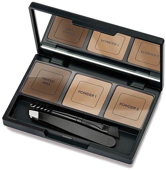 Set pentru corecția sprâncenelor - Golden Rose Eyebrow Styling Kit
