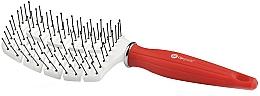 Parfumuri și produse cosmetice Perie de păr - Upgrade Ventilated Detangling Brush Wind Brush Wet