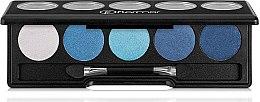 Parfumuri și produse cosmetice Fard de pleoape - Flormar True Color Palette