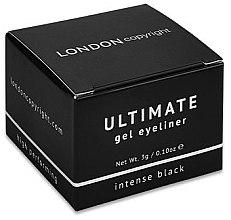 Parfumuri și produse cosmetice Eyeliner - London Copyright Ultimate Gel Eyeliner