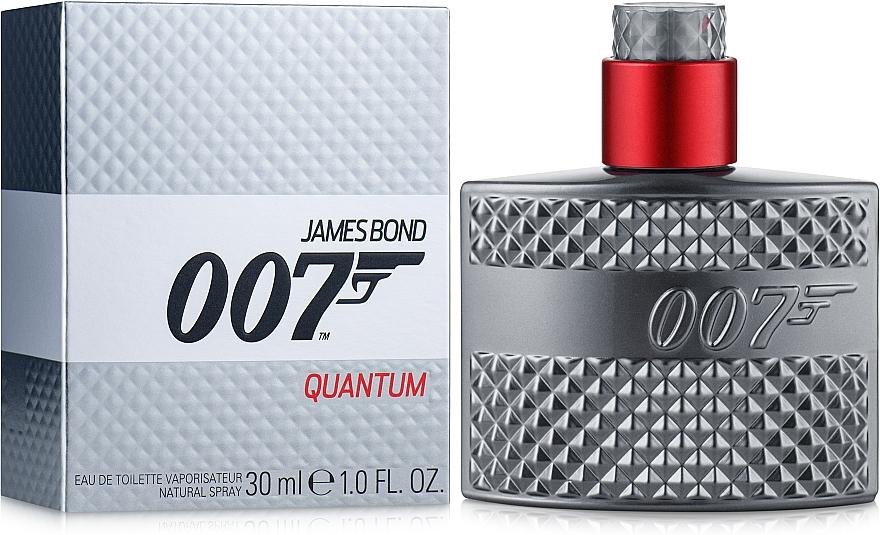 James Bond 007 Quantum - Apă de toaletă — Imagine N2