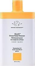 Parfumuri și produse cosmetice Soluție de curățare pentru corp - Drunk Elephant Kamili Cream Body Cleanser