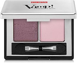 Parfumuri și produse cosmetice Farduri compacte duble - Pupa Vamp! Compact Duo Eyeshadow