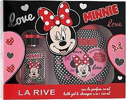 Parfumuri și produse cosmetice La Rive Minnie - Set (edp/50ml+sh/gel/shm/250ml)