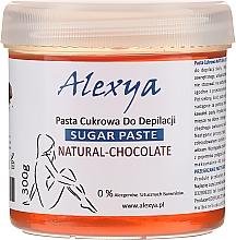 """Parfumuri și produse cosmetice Pastă pentru epilare cu zahăr """"Ciocolată"""" - Alexya Sugar Paste Natural Chocolate"""